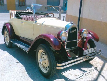 Venta Coche Clásico WILLYS WHIPPET