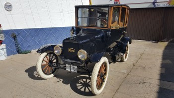 Venta Coche Clásico FORD Model-T TUDOR SEDAN CENTREDOOR CONVERTIBLE