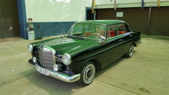 Venta Coche Clásico MERCEDES 190Dc W110 'MATCHING NUMBER'