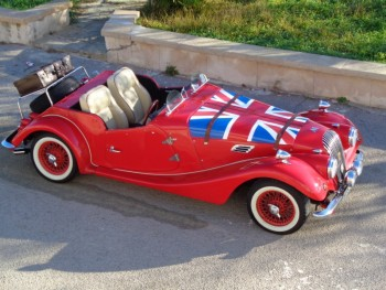 Venta Coche Clásico MG MOSS ROADSTER Coupe
